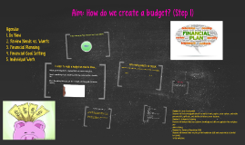 Copy of Aim: How do our needs and wants help us set financial goals?