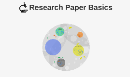 Research Paper Basics