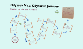 Copy of Odyssey Map: Odysseus' Journey