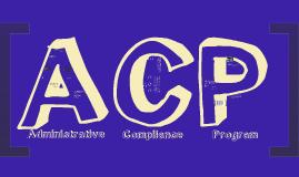 ACP 2012-2013