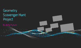 Geometry Scavenger Hunt Project