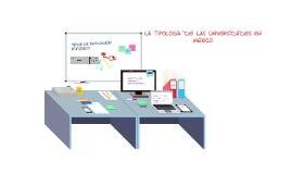 TIPOS DE EDUCACIÓN SUPERIOR