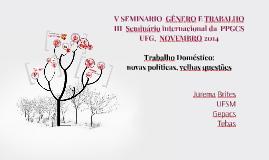 Copy of V SEMINARIO  GÊNERO E TRABALHO
