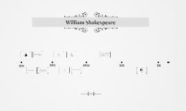 Copy of Copy of William Shakespeare