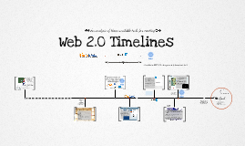 c3109550 EDUC6751 Analysis of Technological Artifacts - Web 2.0 Timelines: Timetoast, Timeline JS, Prezi (in progress)