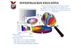 investigación EDUCATICA