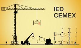 IED Cemex