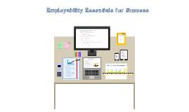 Copy of Employability Skills
