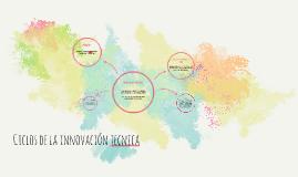 Copy of Ciclos de la innovación tecnica