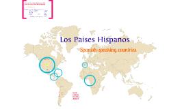 Los Paises Hispanos