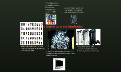 5 important technologies