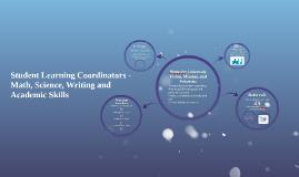 Student Learning Coordinators -