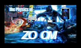 The Physics of Zoom