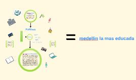 MEDELLIN L MAS EDUCADA