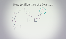 Copy of How to Slide into the DMs 101