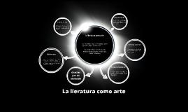 La literatura como arte
