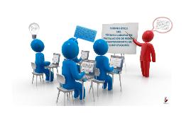 Código Ético del Técnico Laboral en Instalación de Redes y Mantenimiento de Computadores