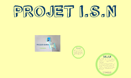 Copy of Projet ISN