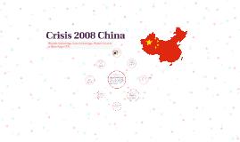 Crisis 2008 China