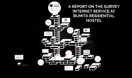 A REPORT ON THE SURVEY INTERNET SERVICE AT BUMITA RESIDENTIA