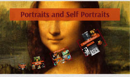 Copy of Portraits and Self Portraits