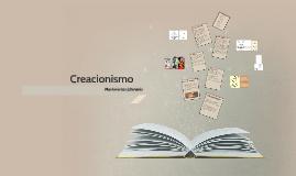 Copy of Creacionismo