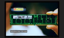 MEMORIAS RAM TIPO DDR