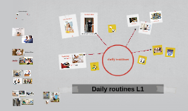 Daily routines L1 Present Simple