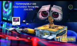 Presentación Tecnologías 3º // 2015-2016