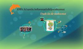Atlantis informatiebijeenkomst