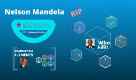 Nelson Mandela- Mohamed Fertala