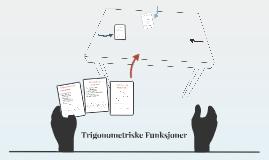 Trigonometriske Funksjoner