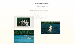 Rowing Season 20009