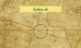 Cadena de
