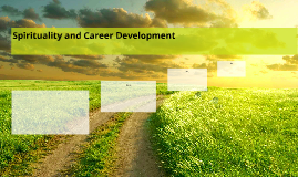 Spirituality and Career Development