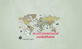 PLAN DE EXPORTACIÓN DE CAFÉ ASPROUNION