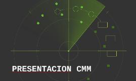 PRESENTACION CMM