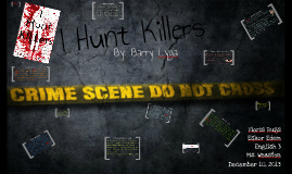 Copy of I Hunt Killers