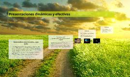 Presentaciones dinámicas y efectivas