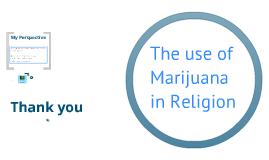 Copy of TOK Presentation on Marijuana
