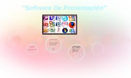 """Software De Pr"