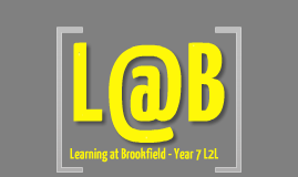 Copy of L@B - Learning at Brookfield