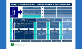LA Orientación Profesional y Laboral en Educación Permanente