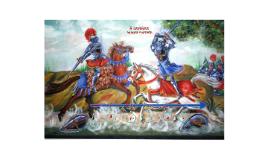 Il Cavaliere: dal Roland al Chisciotte