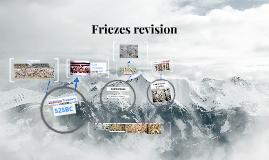 Friezes revision