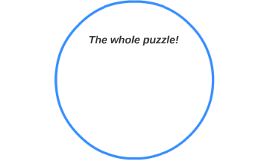 The whole puzzle!