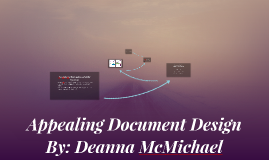 Appealing Document Design