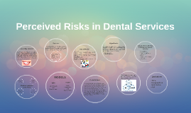 Perceived Risks in Dental Services