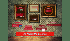 All About Me Essence