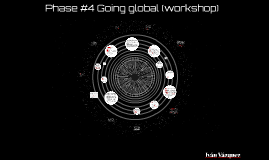 PHASE #4 Going global (workshop)
